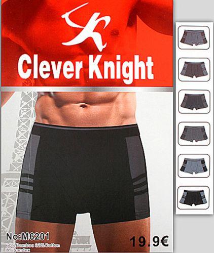 Трусы-боксеры Clever Knight 48-54 №M6201