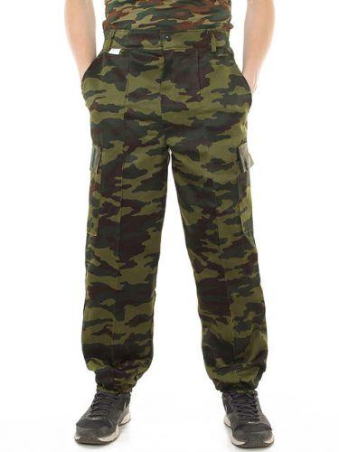 Камуфляжные мужские брюки №UZ305